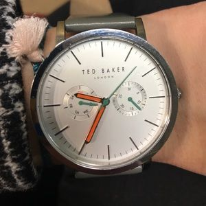 Ted Baker Grey Watch